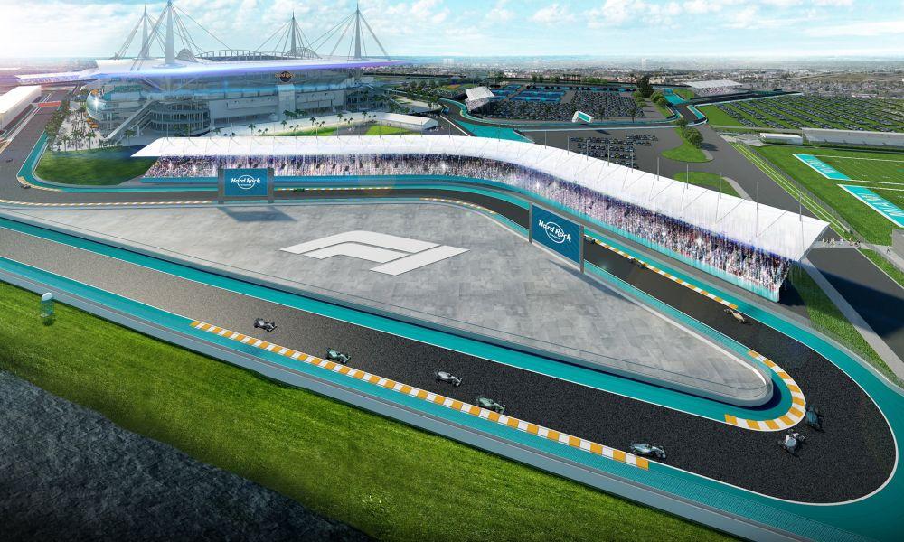 , Η Formula 1 πάει… Μαϊάμι (φωτο)