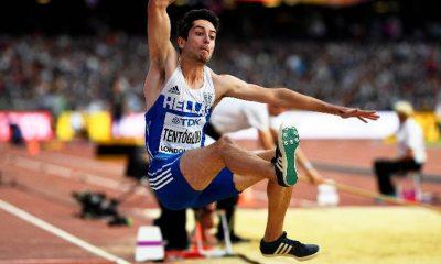 , Στίβος: Με ένα άλμα στον τελικό του Ευρωπαϊκού ο Τεντόγλου- Υπερασπίζεται τον τίτλο του την Παρασκευή