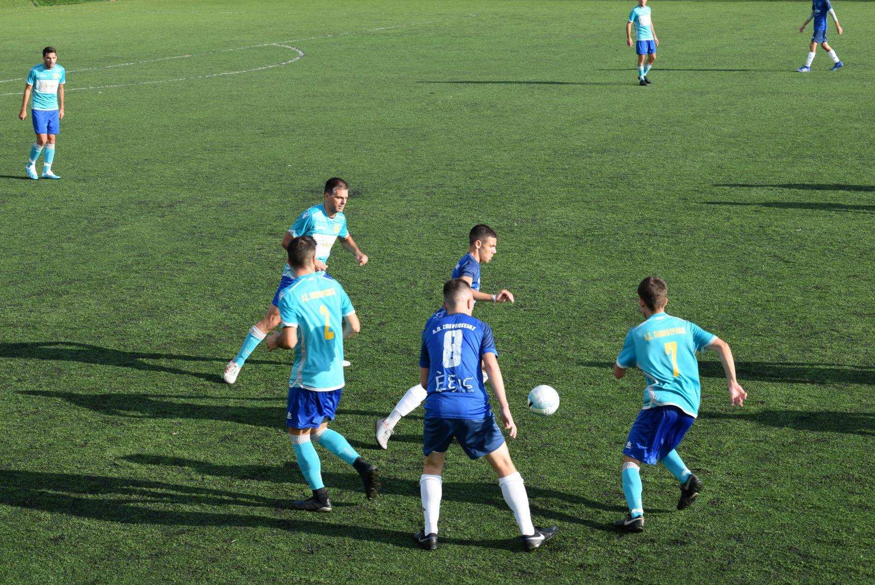 , Σπερχογεία-Πανθουριακός 0-1: Ούτε και με 10 δέχεται γκολ, λυτρωτής Λεό!