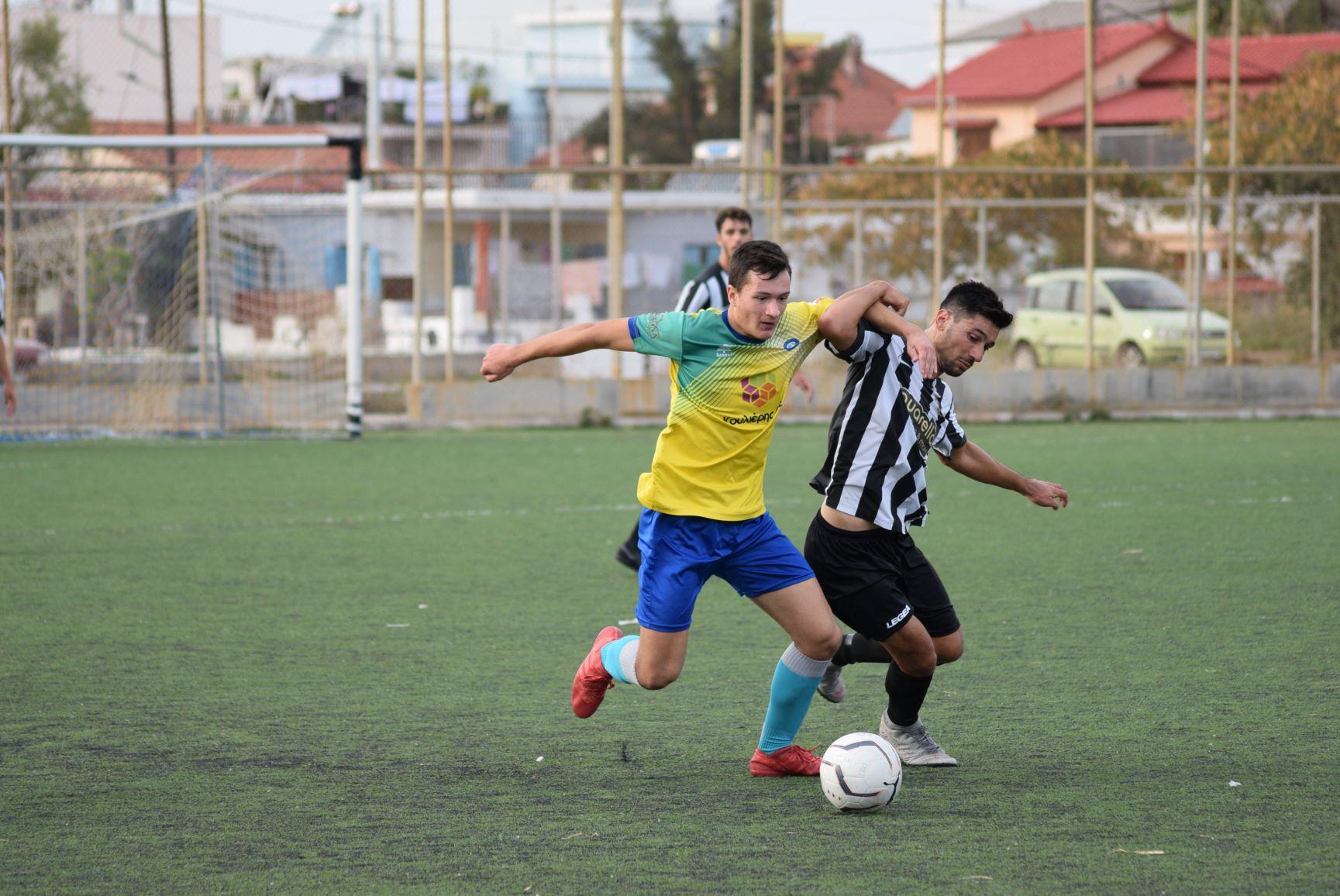 Καλύτερος, αλλά άτυχος ο Πανθουριακός, μπορούσε την νίκη στο 0-0 με την Μάνη… (photos)