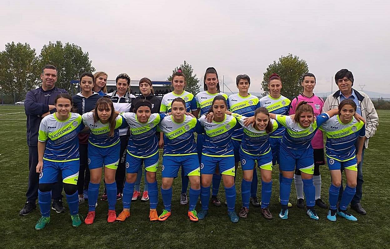 , Γυναικείο ποδόσφαιρο: Βαριά ήττα του Εθνικού στο Άργος