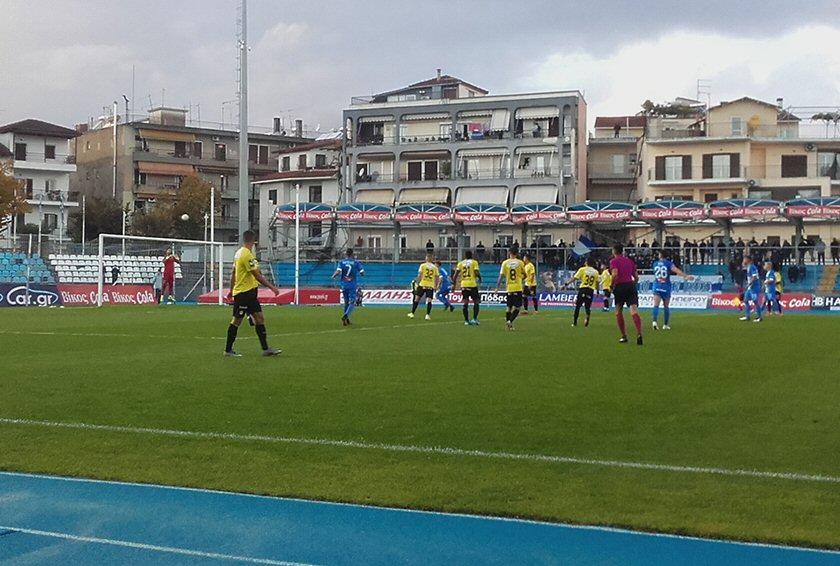 , Super league 2: Πρώτος βαθμός για Εργοτέλη, 2-2 στα Γιάννενα