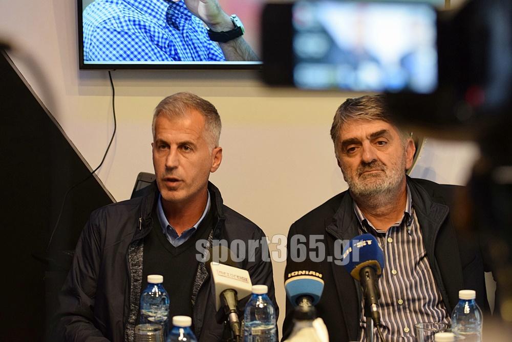 , Θεοδοσιάδης: Θα πεθάνουμε στο γήπεδο για να πετύχει η Μαύρη Θύελλα