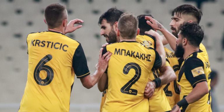 , AEK- Πανιώνιος 5-0: Εντυπωσιακή επιστροφή στις νίκες