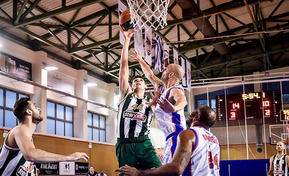 , Basket League: Πρωταθλητής χειμώνα ο Παναθηναϊκός