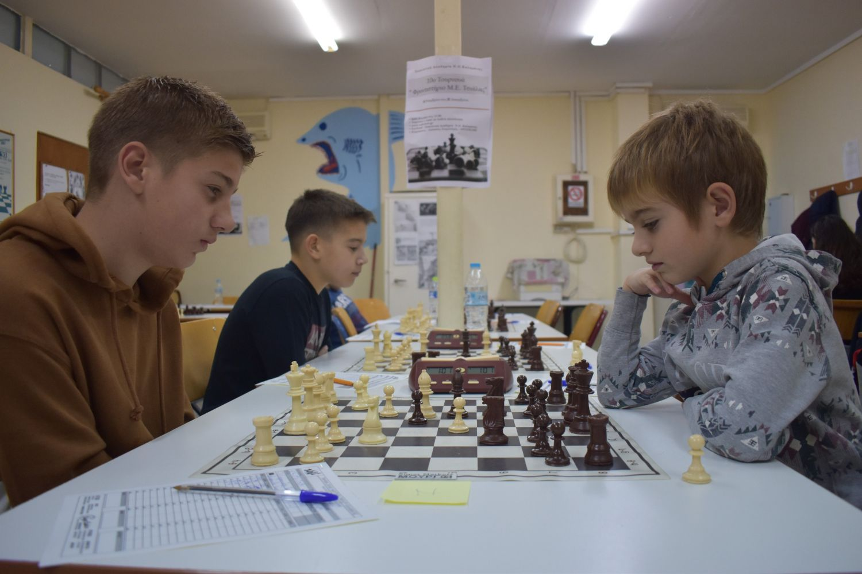 , ΣΚΑΚΙ- ΝΟΚ: Τα αποτελέσματα στον 5ο γύρο του πρωταθλήματος «Φροντιστήριο Μ.Ε. Τσιάλας»