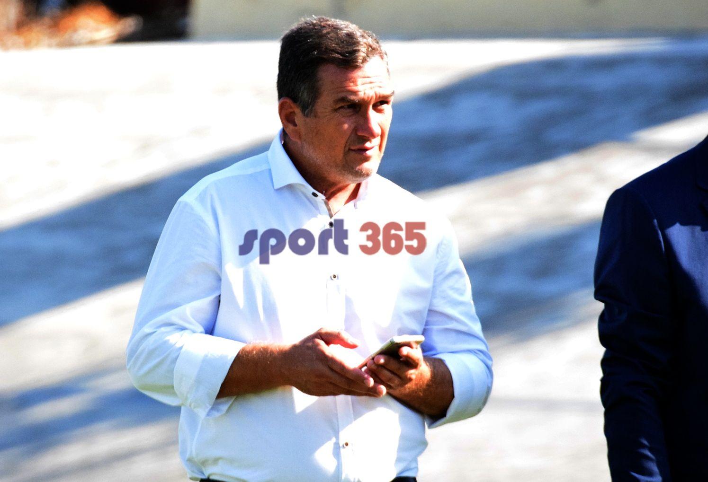 , Ο Βασίλης Βούζας νέος προπονητής του Ολυμπιακού Βόλου