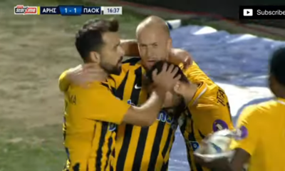 , Έσωσε τον βαθμό η ΑΕΛ, 2-2 με τον Παναιτωλικό (βίντεο)