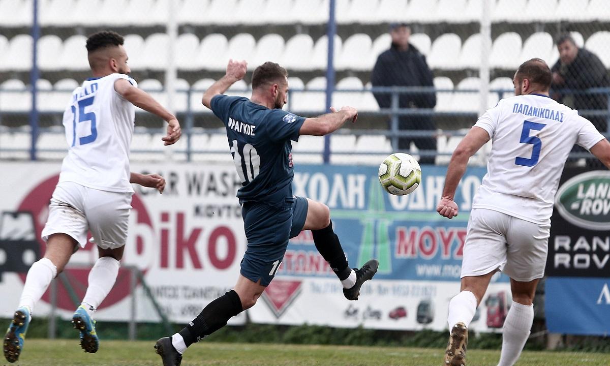 , Football League: Νέα ήττα Καλαμάτας, πέρασε 2ος ο Ιωνικός