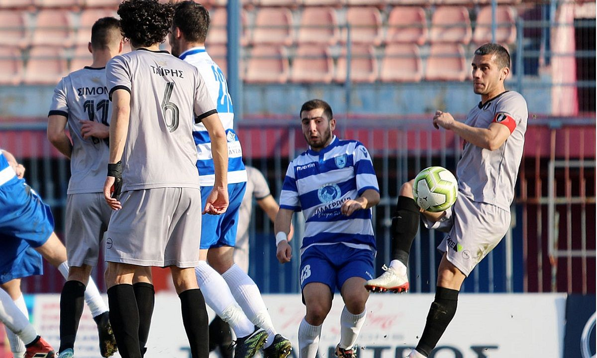 ", Football League: ""Φωτιά"" στο πρωτάθλημα έβαλε η Καβάλα, 0-2 στη Βέροια (βίντεο)"