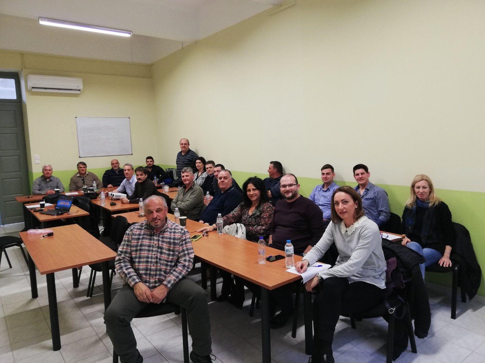 , ΒΟΛΕΙ: Τεχνική συγκέντρωση διαιτητών στην Καλαμάτα