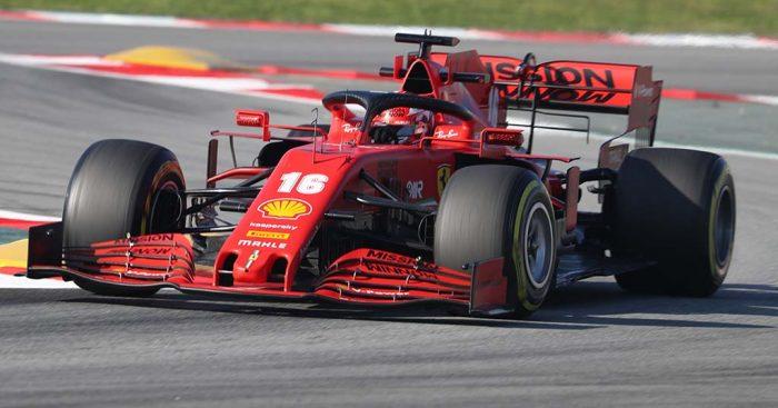 , Formula 1: Ξεκίνησαν οι δοκιμές στην Βαρκελώνη