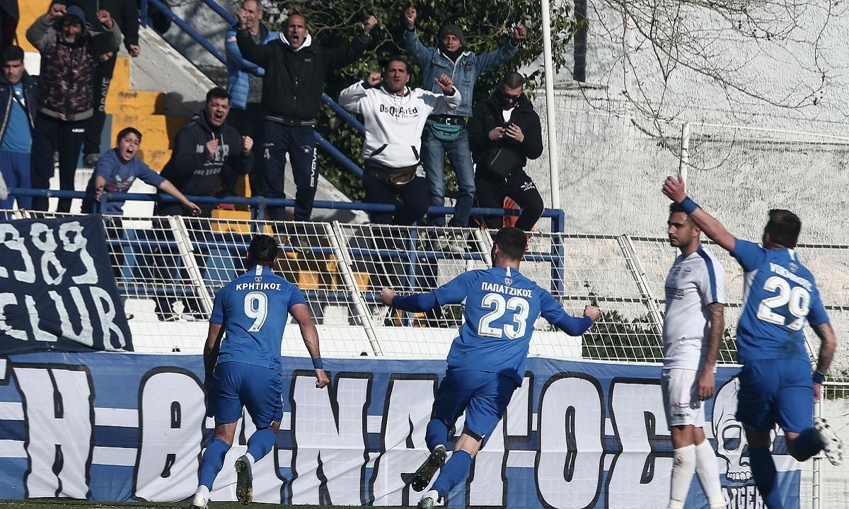 , Football League: Νίκη ανόδου ο Ιωνικός, άλωσε τον Ασπρόπυργο ο Θεσπρωτός, 4άρα ο Ιάλυσος