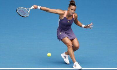, Λύγισε στον ημιτελικό του Miami Open η Μαρία Σάκκαρη από την Αντρεέσκου