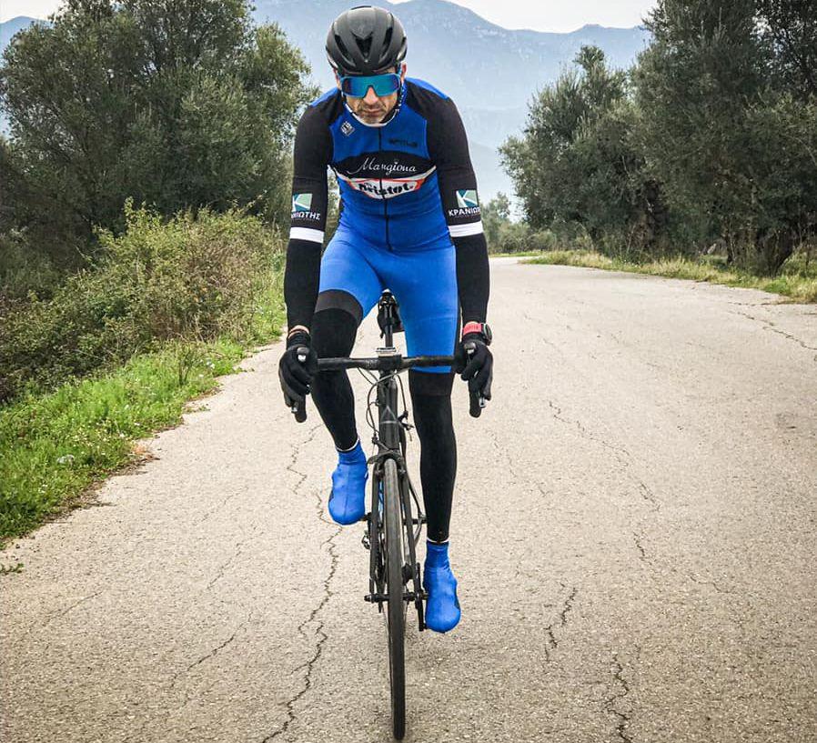 , Ευκλής Καλαμάτας: Νέα στολή ποδηλατών
