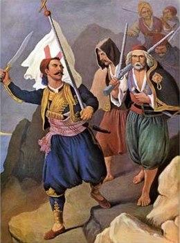 , 23 Μαρτίου 1821: 199 χρόνια από την απελευθέρωση της Καλαμάτας