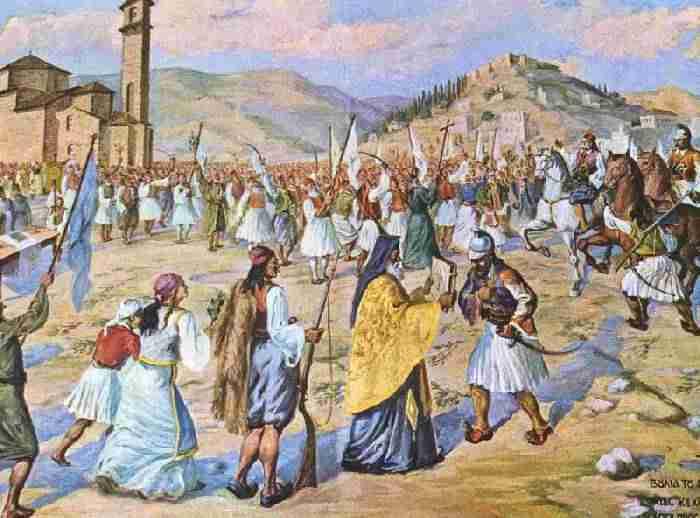 23 Μαρτίου 1821: 199 χρόνια από την απελευθέρωση της Καλαμάτας | sport365  Καλαμάτα
