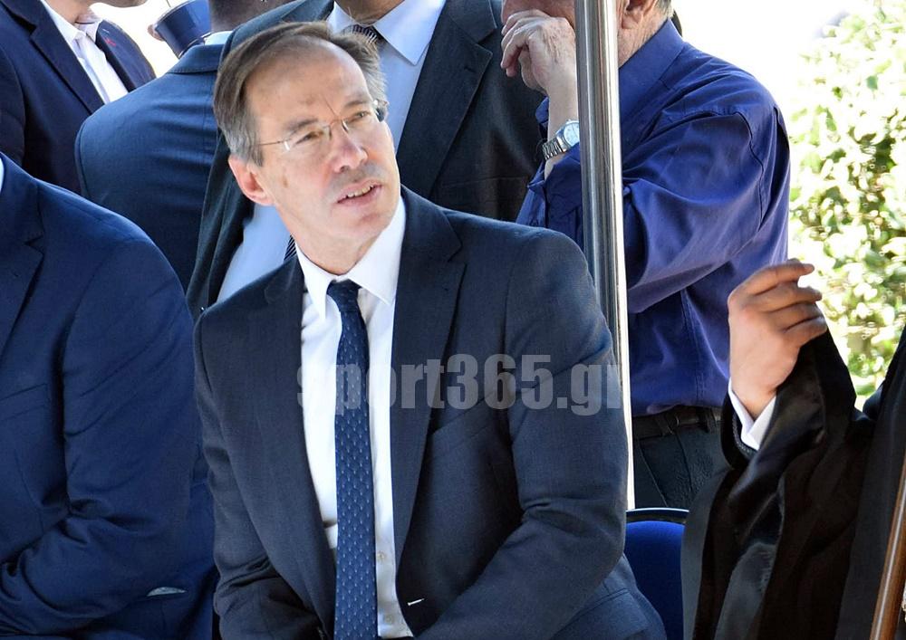 , Ο γγΑ Γιώργος Μαυρωτάς για την επιστροφή στα γήπεδα και την έναρξη των πρωταθλημάτων