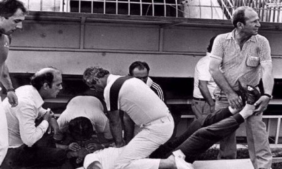 , 31/5/1981: Σαν σήμερα ο τραγικός θάνατος του προπονητή του ΠΑΟΚ Λόραντ την ώρα του αγώνα