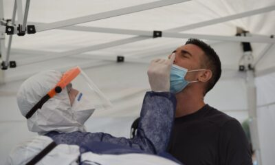 , Κορονοϊός: 39 θάνατοι- 1.784 νέα κρούσματα, 5 στην Μεσσηνία