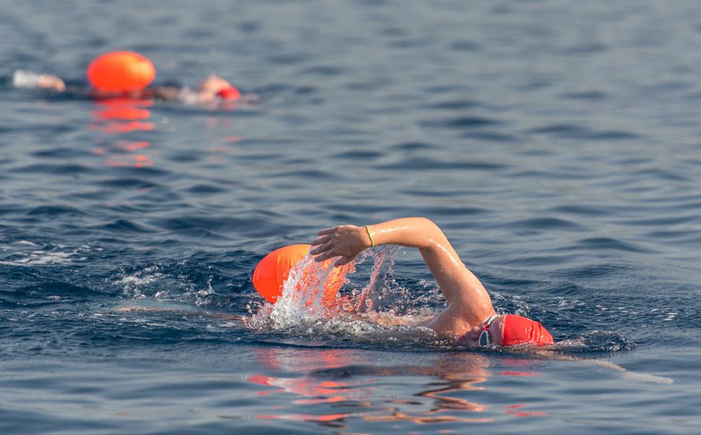 , 2.500 χρόνια μετά ο Αυθεντικός Μαραθώνιος Κολύμβησης