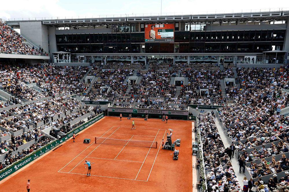 , Τένις: Με θεατές το Roland Garros και το Italian Open