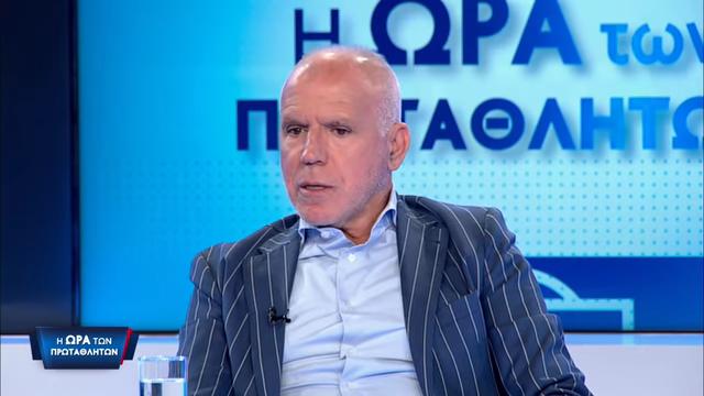 , Αναστόπουλος: Δίνει σιγουριά ο Πρασσάς, διψάει για μπάλα η Καλαμάτα (βίντεο)