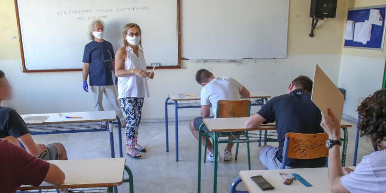 , Πανελλαδικές εξετάσεις: Για το βιβλίο, τη γραφή και τον ελεύθερο χρόνο τα θέματα σε Γλώσσα και Έκθεση