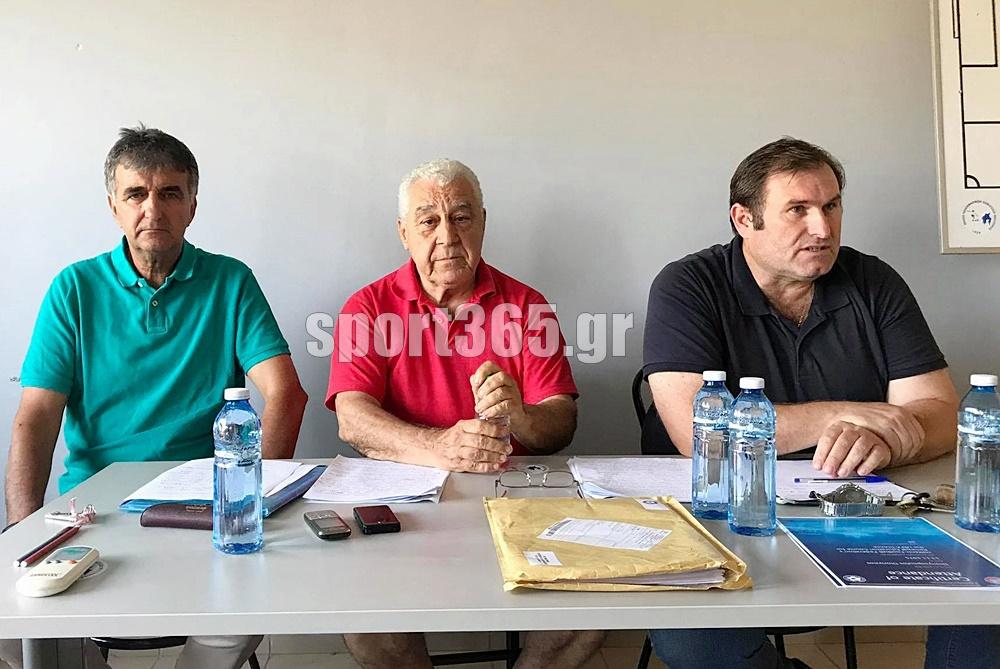 , Προπονητές Μεσσηνίας: Ψήφος εμπιστοσύνης σε Άγγελο Σκαφιδά με ανανεωμένο ΔΣ (φωτο & βίντεο)
