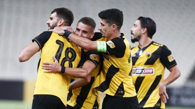 , Κουνάει σεντόνι η ΑΕΚ, 2-0 τον ΟΦΗ