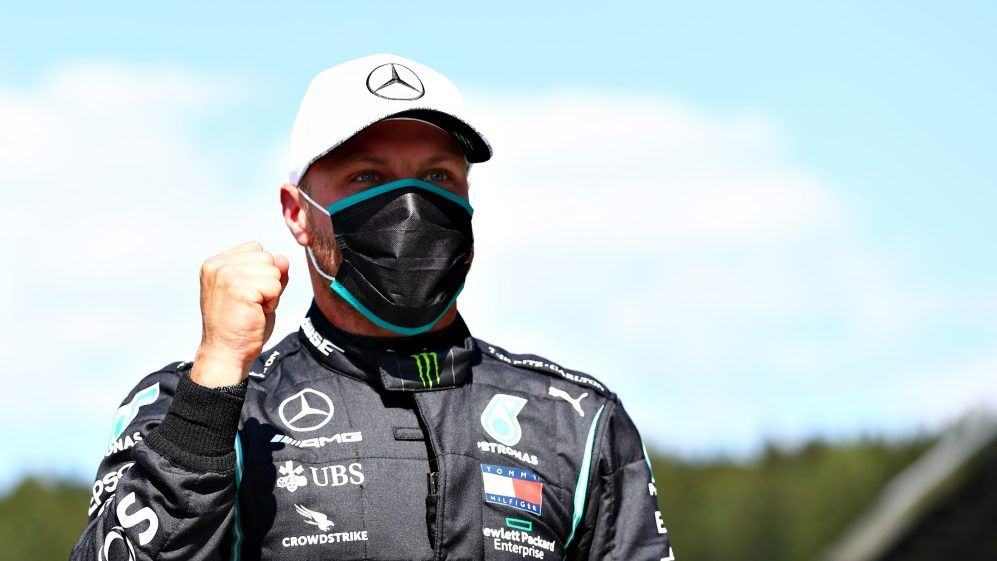 , Formula 1: Ο Μπότας την pole position στην Αυστρία