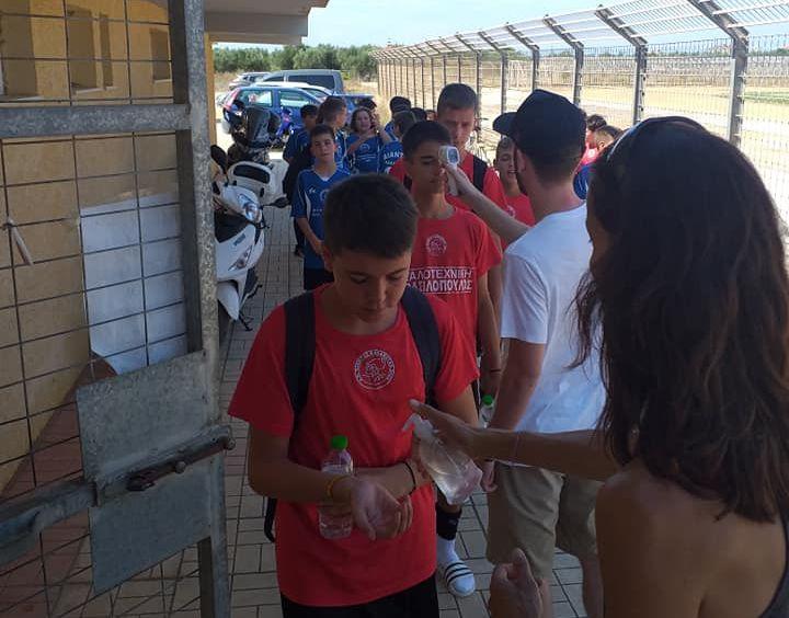, Έντονος συναγωνισμός και υψηλές παρουσίες στο τουρνουά της Εράνης Φιλιατρών