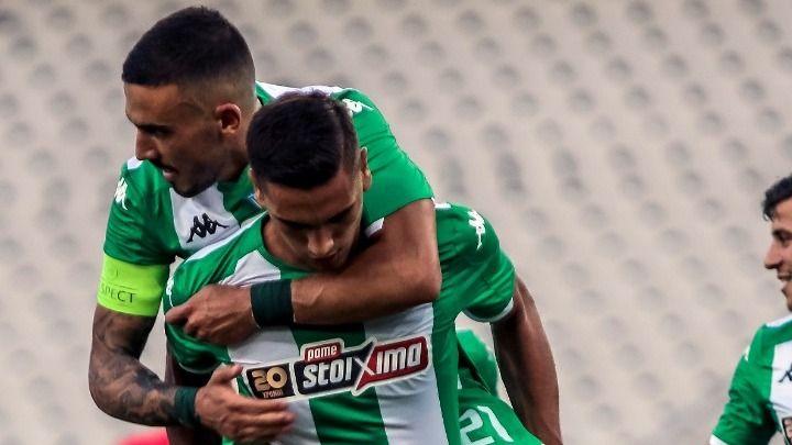 , «'Έσπασε το ρόδι» στα play off ο Παναθηναϊκός, 2-0 τον Άρη