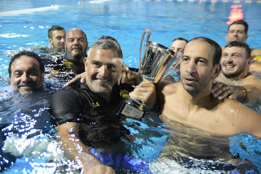 , Πόλο: Πρωταθλήτρια η ΑΕΚ στην Α2 με ιστορική νίκη στον τελικό επί του ΓΣ Περιστερίου (10-9)