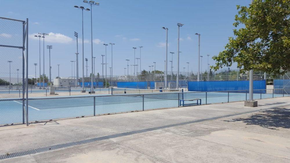 , Τένις: Μέχρι το τέλος του μήνα έτοιμα τα γήπεδα στο ΟΑΚΑ