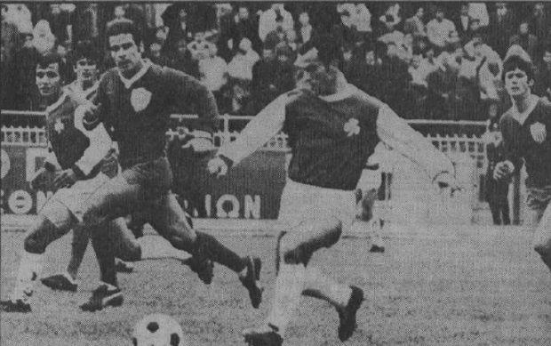 , 60 χρόνια Α' Εθνικής: Ο πρώτος αγώνας που μεταδόθηκε ζωντανά