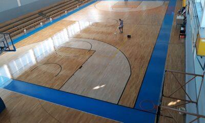 , Προπόνηση επιλογής για τα κλιμάκια των Εθνικών μπάσκετ (γενν. 2006-2007) στη Μεσσήνη