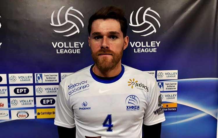 , Καλαμάτα 80: Μεταγραφή Volleyleague ο Νίκος Παλέντζας!