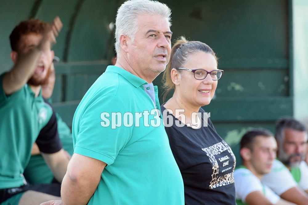 , Πάμισος Μεσσήνης: Ομιλία Καπερώνη στους παίκτες – Με Γεωργιόπουλο η προπόνηση