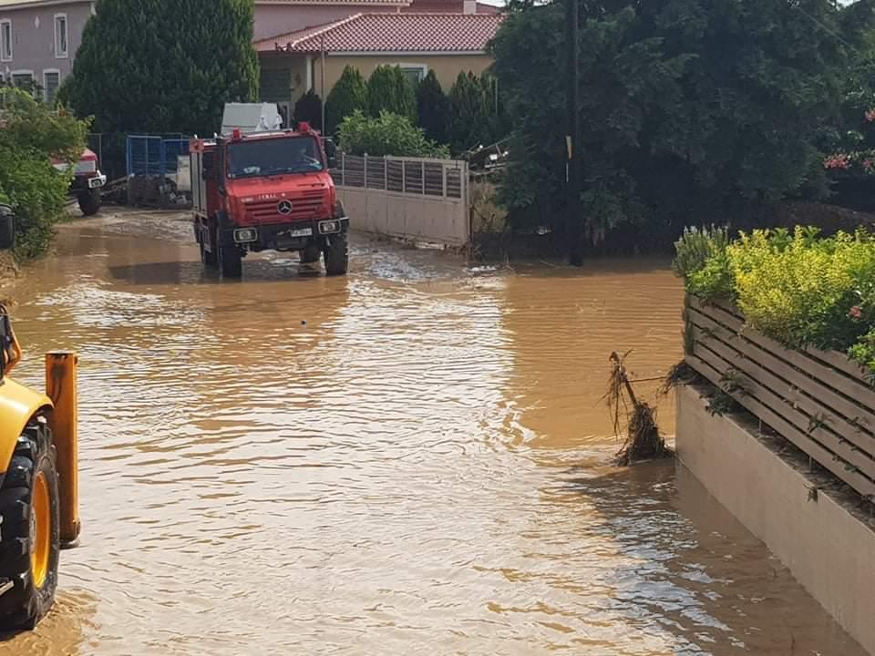 , Απίστευτη τραγωδία στην Εύβοια: 4 νεκροί από τις πλημμύρες, ανάμεσά τους ένα βρέφος