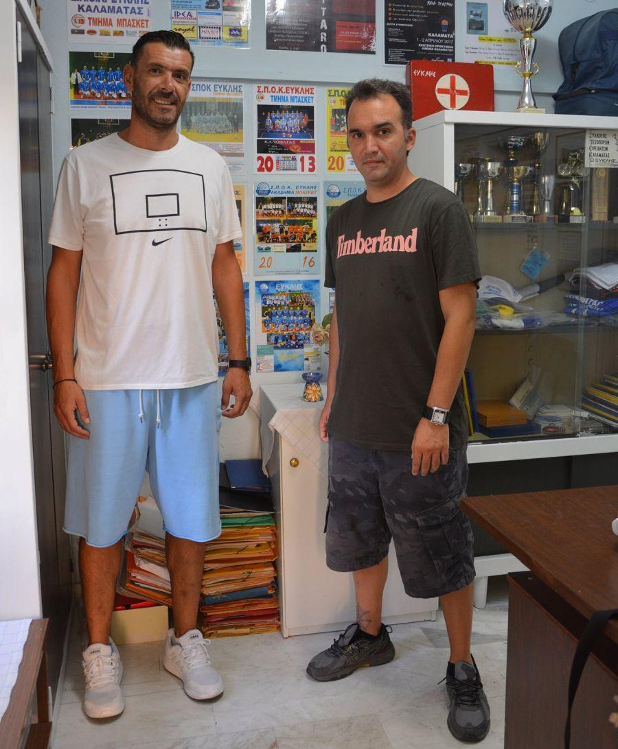 , Ευκλής Καλαμάτας: Νέο απόκτημα ο Στάθης Σπηλιώτης