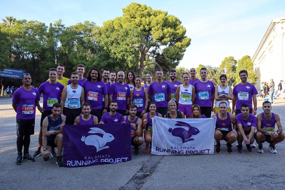 , Επανέναρξη προπονήσεων για το Kalamata Running Project