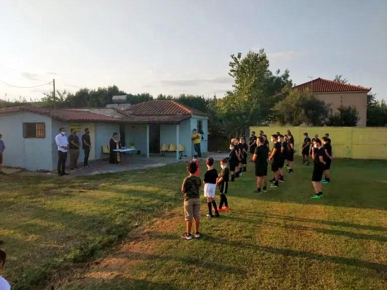 """, Αστέρας Βαλύρας: Αγιασμός και """"πρώτη"""" με αισιοδοξία για επιτυχημένη σεζόν"""