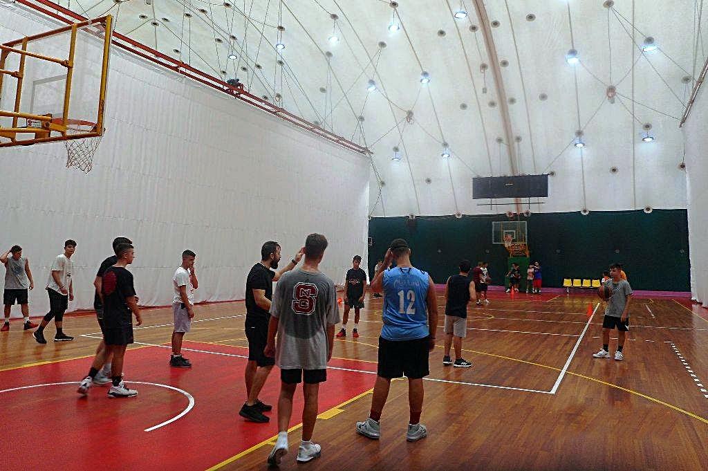 , Ευκλής Καλαμάτας: Ξεκίνησαν οι προπονήσεις στην Ακαδημία μπάσκετ