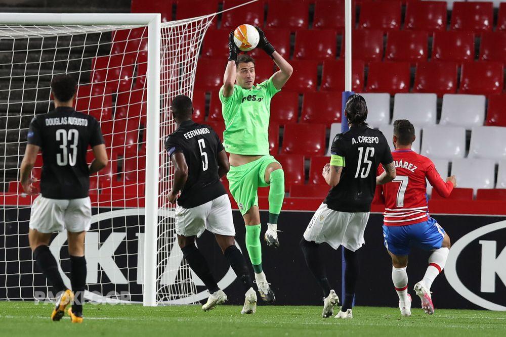 , Γρανάδα- ΠΑΟΚ 0-0: Άξιζε περισσότερα, «ζωντανός» για την πρόκριση