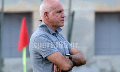 , Αναστόπουλος: «Στην Καλαμάτα και του χρόνου, να διακοπεί το πρωτάθλημα»