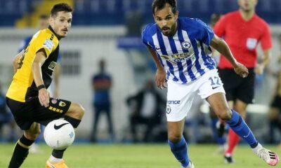 , Super League: Ντεμπούτο Γιαννίκη στην ΑΕΚ κόντρα στον Ατρόμητο