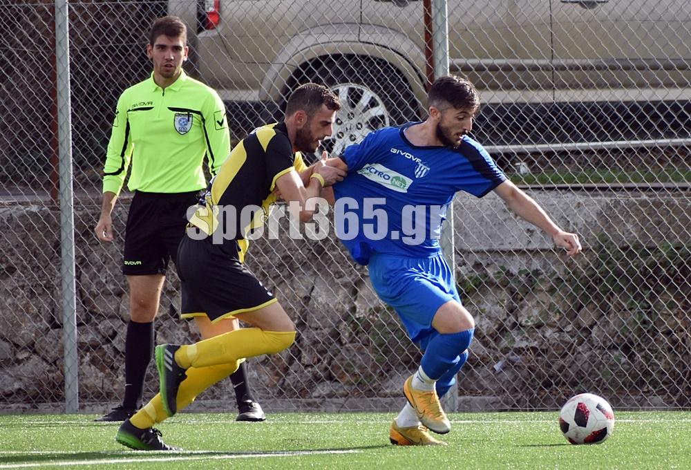 , Σκόρερ Α' τοπικής: 9 γκολ έχει πετύχει ο Αντωνόπουλος