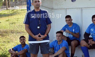 , ΑΕΚ Καλαμάτας: Νέος προπονητής ο Παντελής Μάλαμας