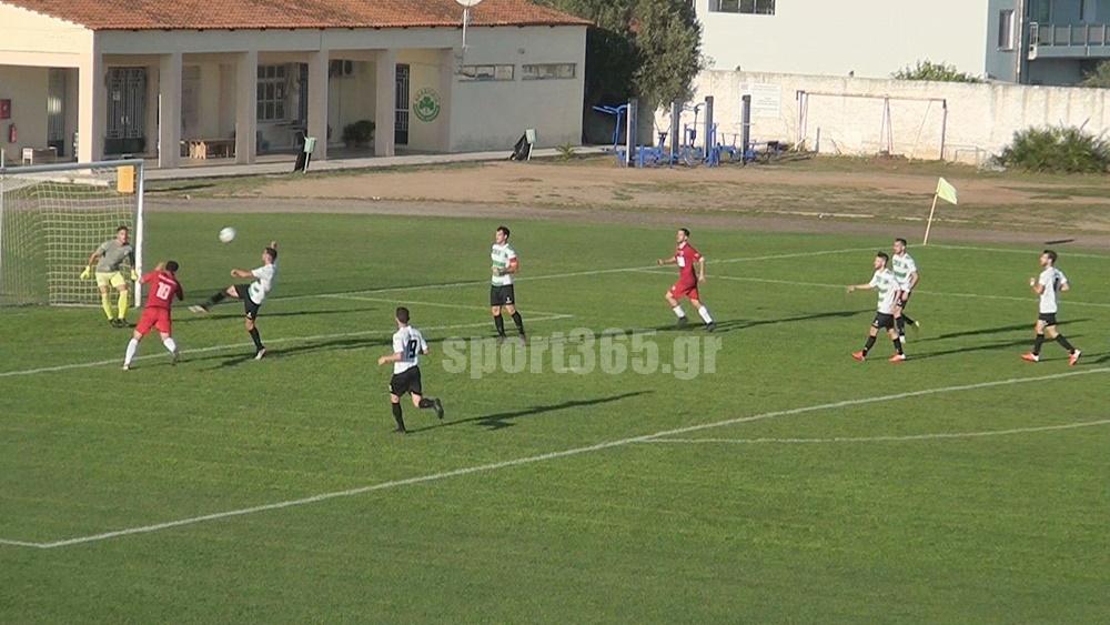 """, Πάμισος – ΠΑΟ Βάρδας 1-1: """"Βουβή"""" ισοπαλία στην Μεσσήνη"""